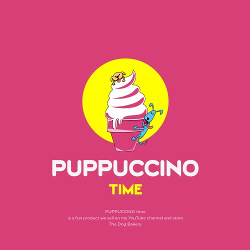 Puppuccino time