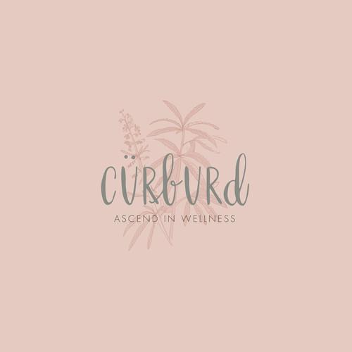 Cürburd logo design