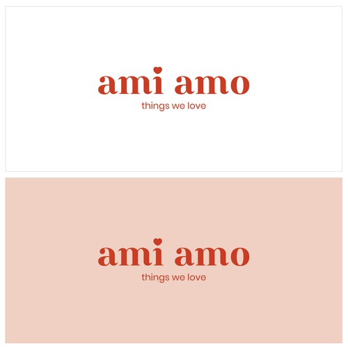 ami amo | things we love