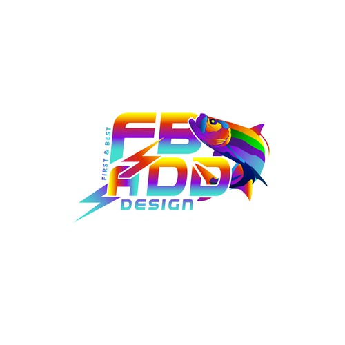 logo concept for FB a DD Design