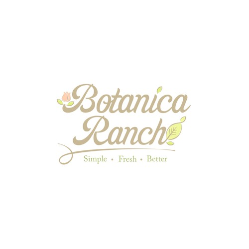 Help Botanica Ranch with a new logo