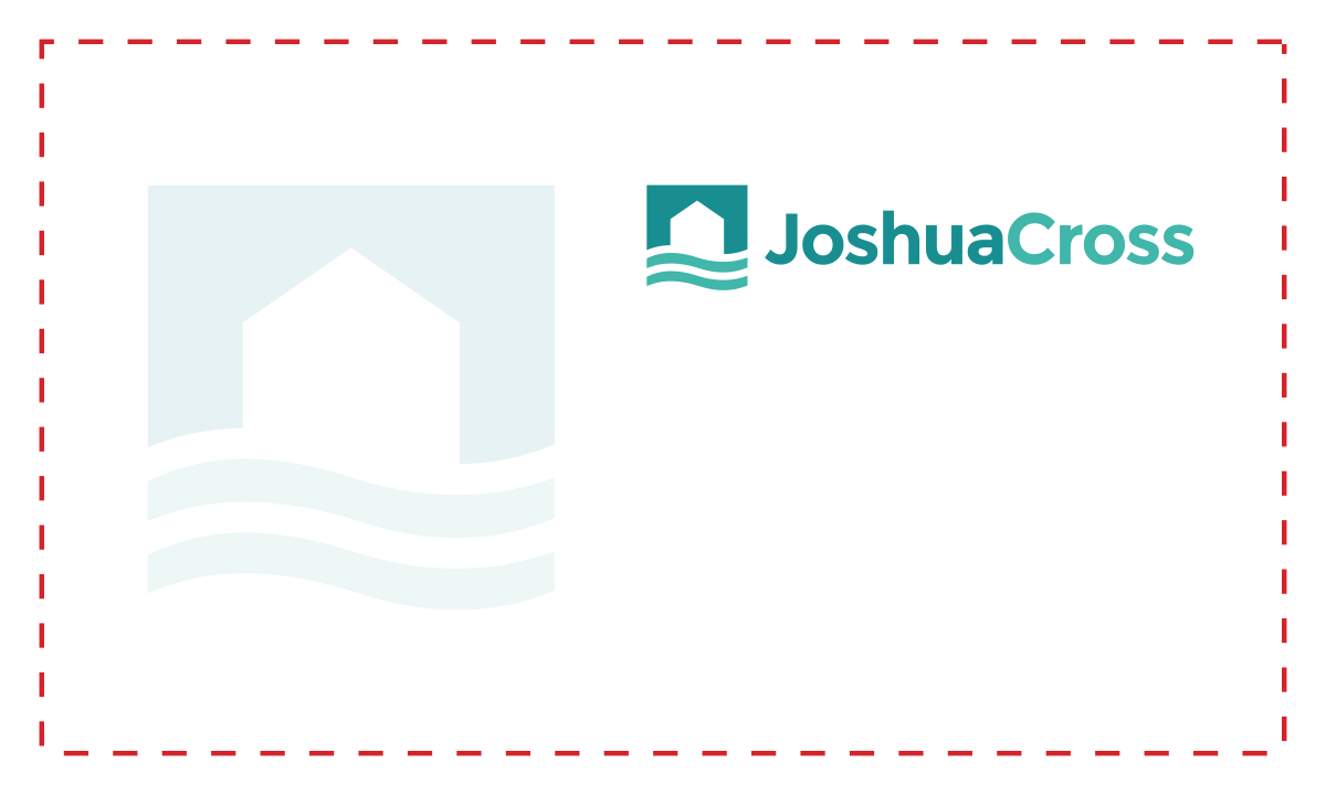 Business Cards for Joshua Cross - Waterfront & Luxury Specialist