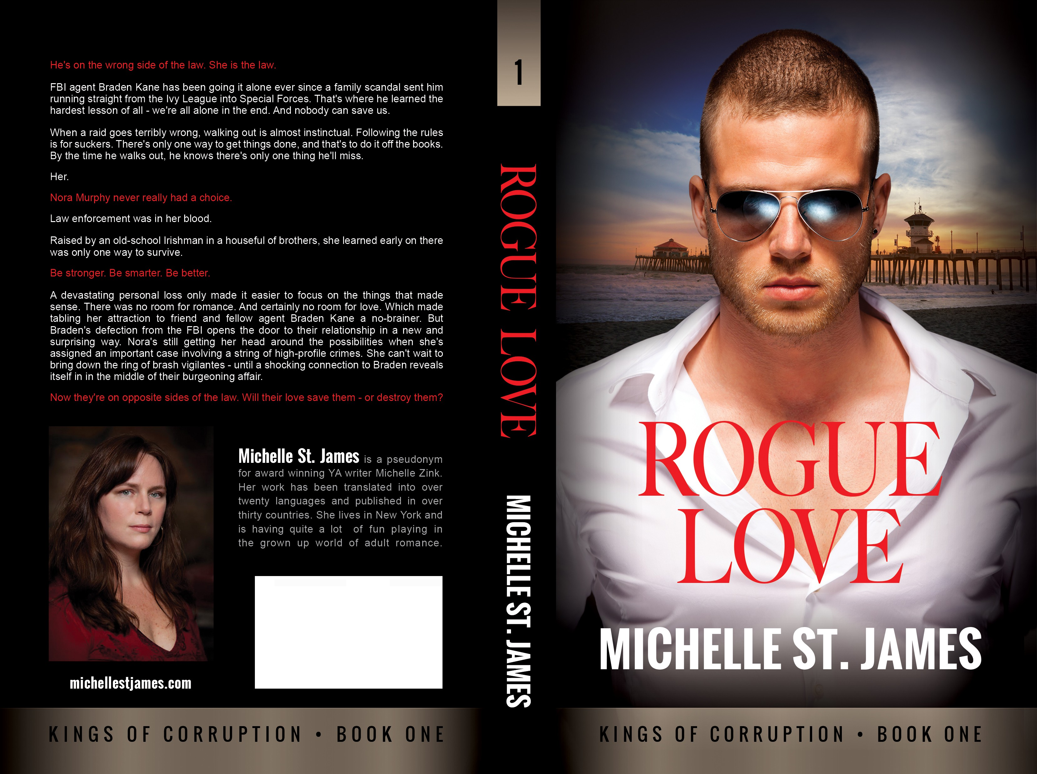 Rogue Love Cover