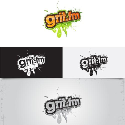 Logo for grit.fm