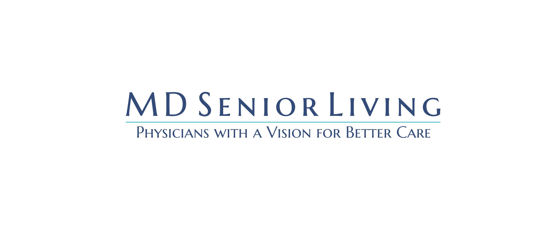 Logo revision - MDSeniorLiving