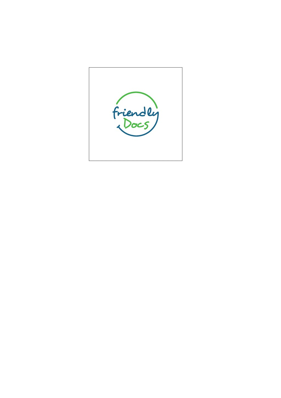 Logo für friendlyDocs - medizinische Zentren