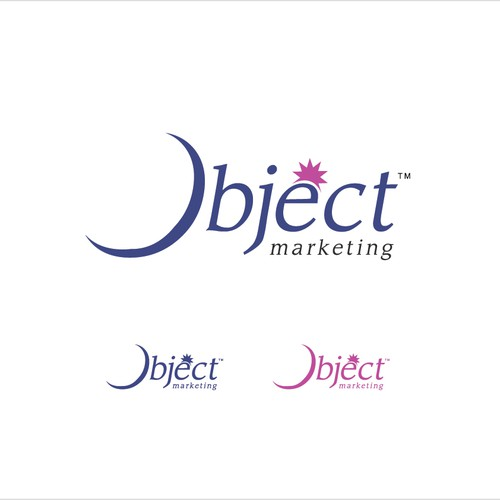 Object Marketing logo redesign