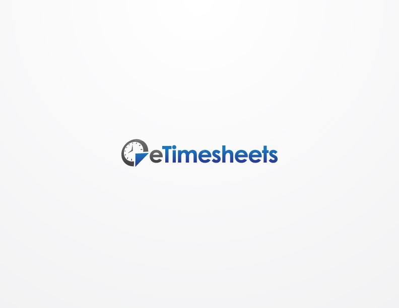 New logo needed for eTimesheets.com