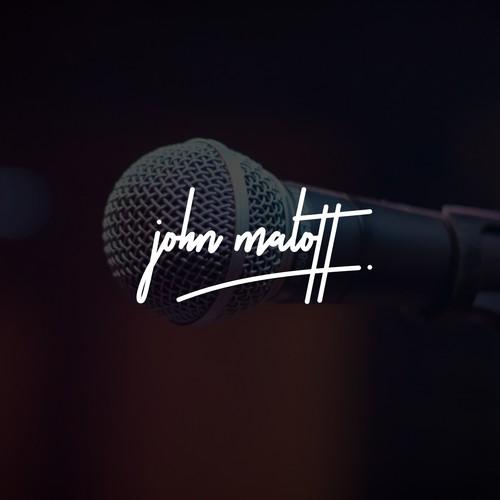Logo for a speaker.