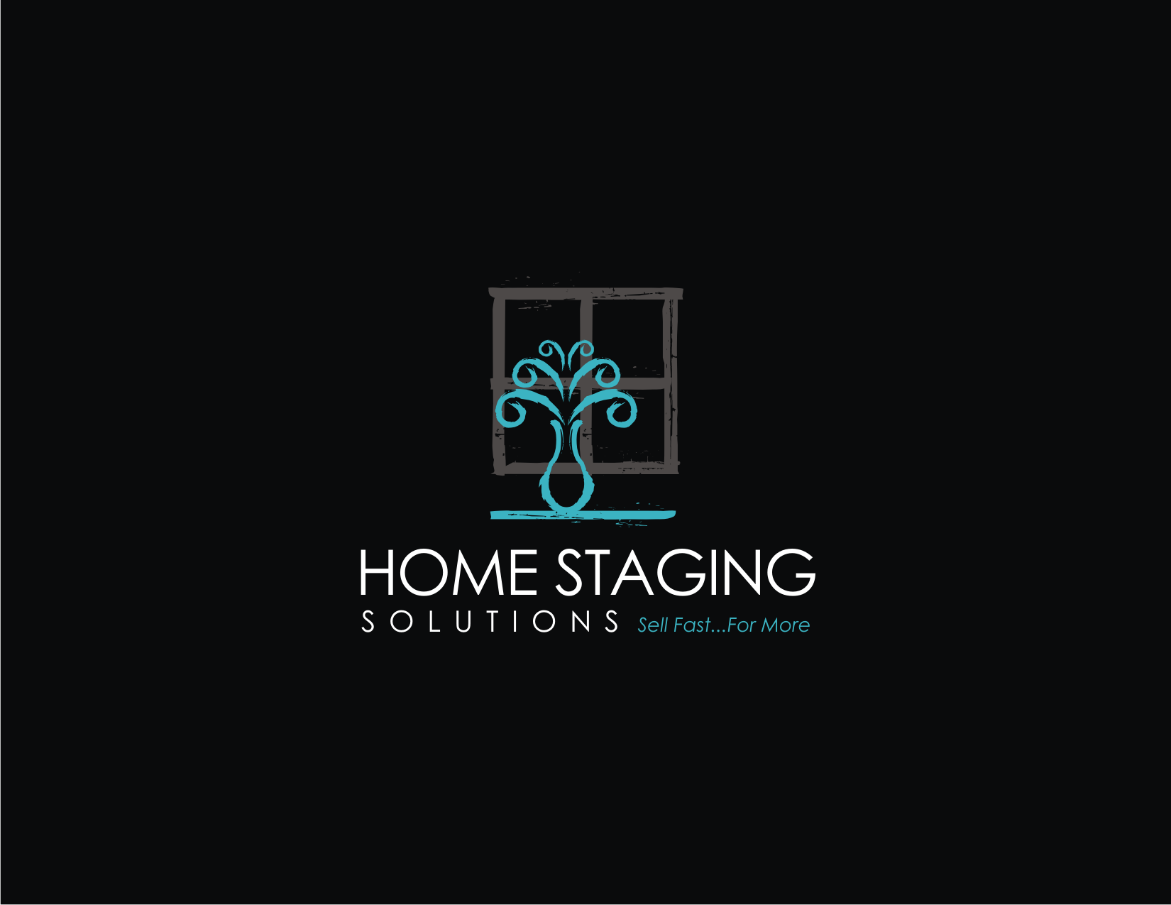 Help Home Staging Solutions with a new logo