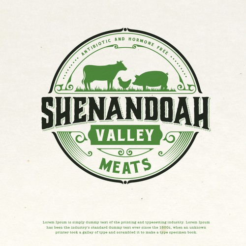 SHENANDOAH LOGO PROPOSAL
