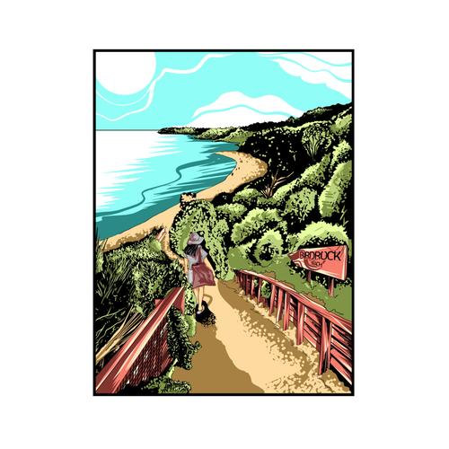 Birdrock beach