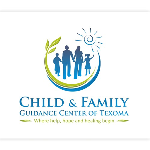 logo for Child & Family Guidance Center of Texoma