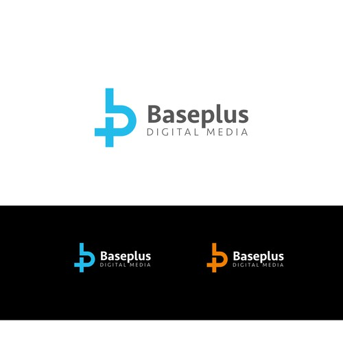 Logo for Digital Media Company