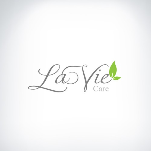 Create a fresh new logo for La Vie Care - A subacute and frail care hospital goup