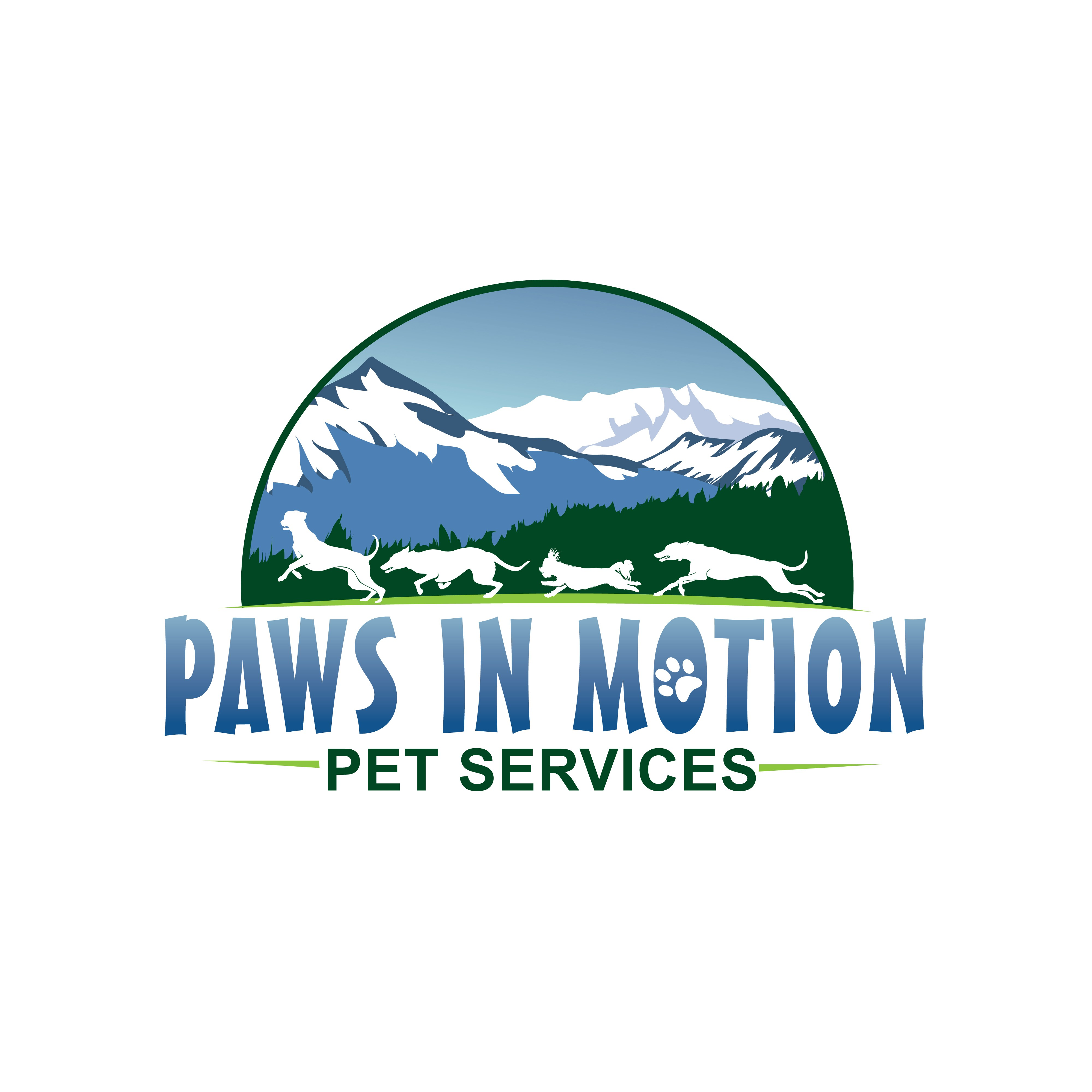 Paws In Motion Hiking needs a new look - are the person for the job?
