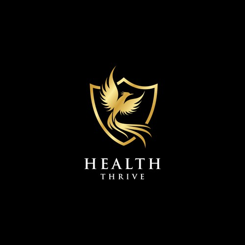 logo for health thirve