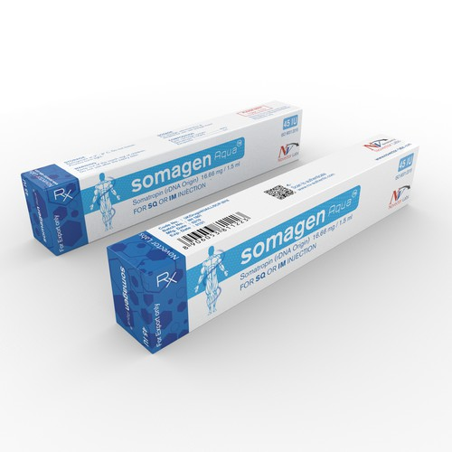 pharmaceutical cream tube