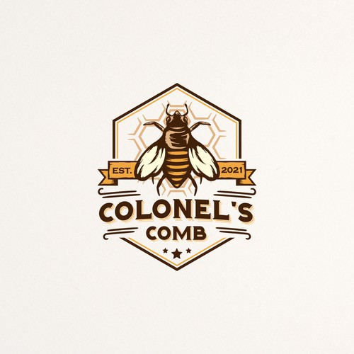 Beekeeper Logo Design