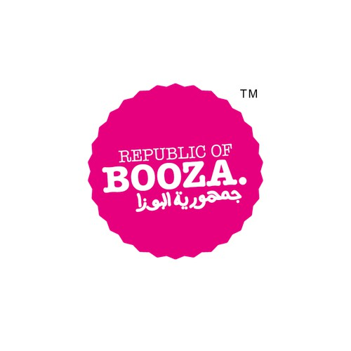 Help Republic of Booza with a new logo