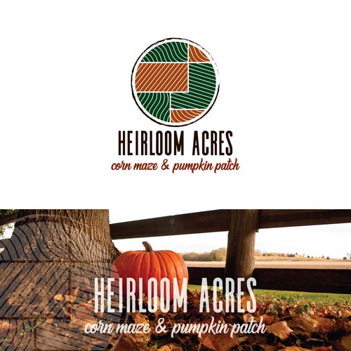 Logo for Corn Maze & Pumpkin Patch