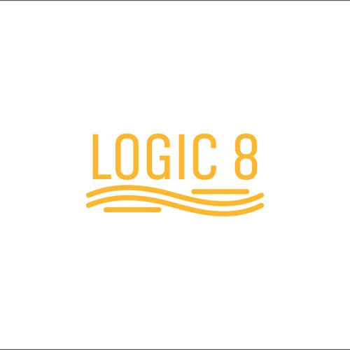 logo concept for Logic 8
