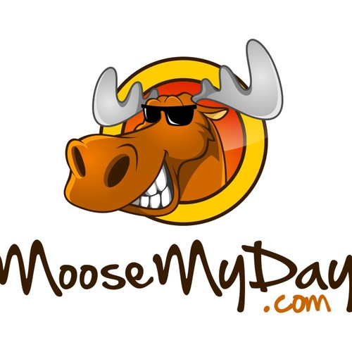 Moose My Day Logo
