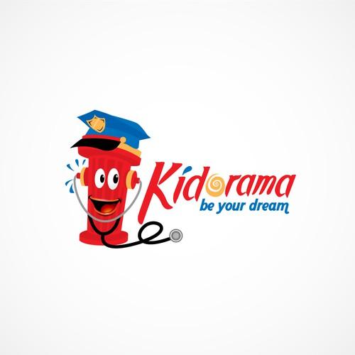 Kidorama Logo