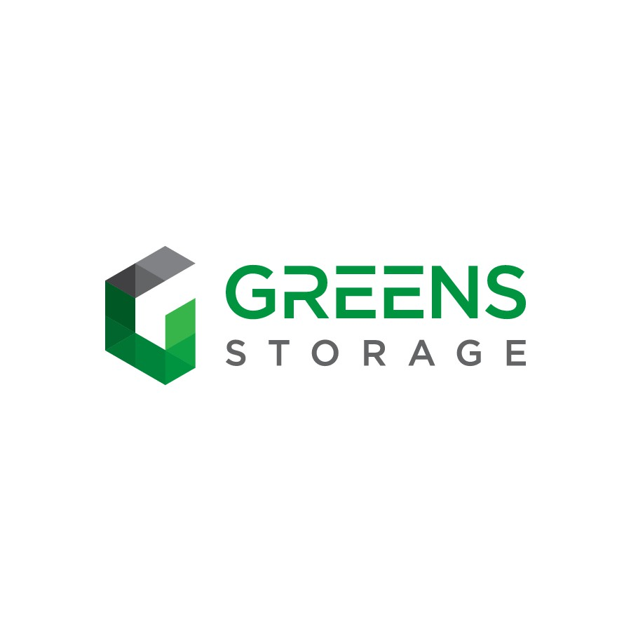 Design an enduring and powerful logo to represent Greens Storage!