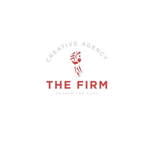 Advertising agency logo