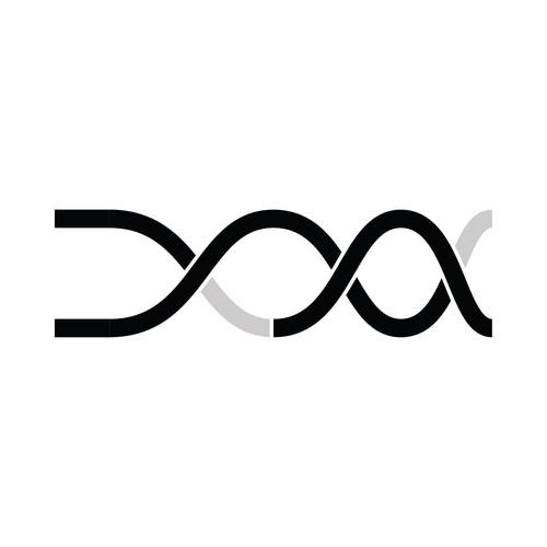 Logo for DNA
