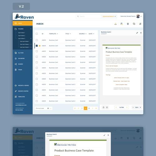 Ravan Scanning Web App