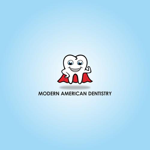 Modern American Dentistry Logo