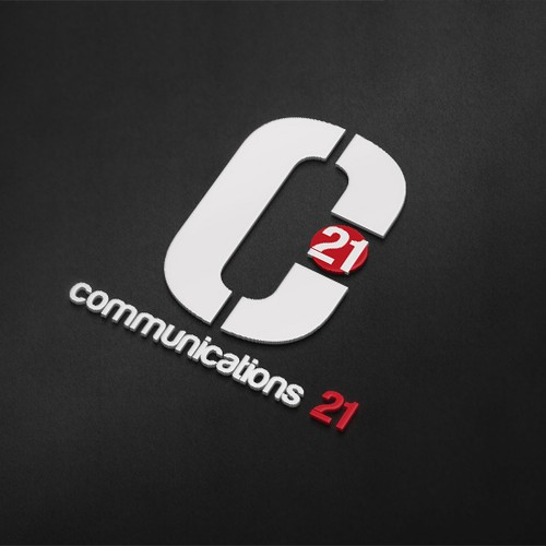 Help communications 21 (c21) with a new logo