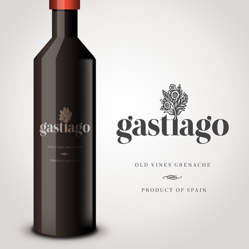 New print or packaging design wanted for Gastiago