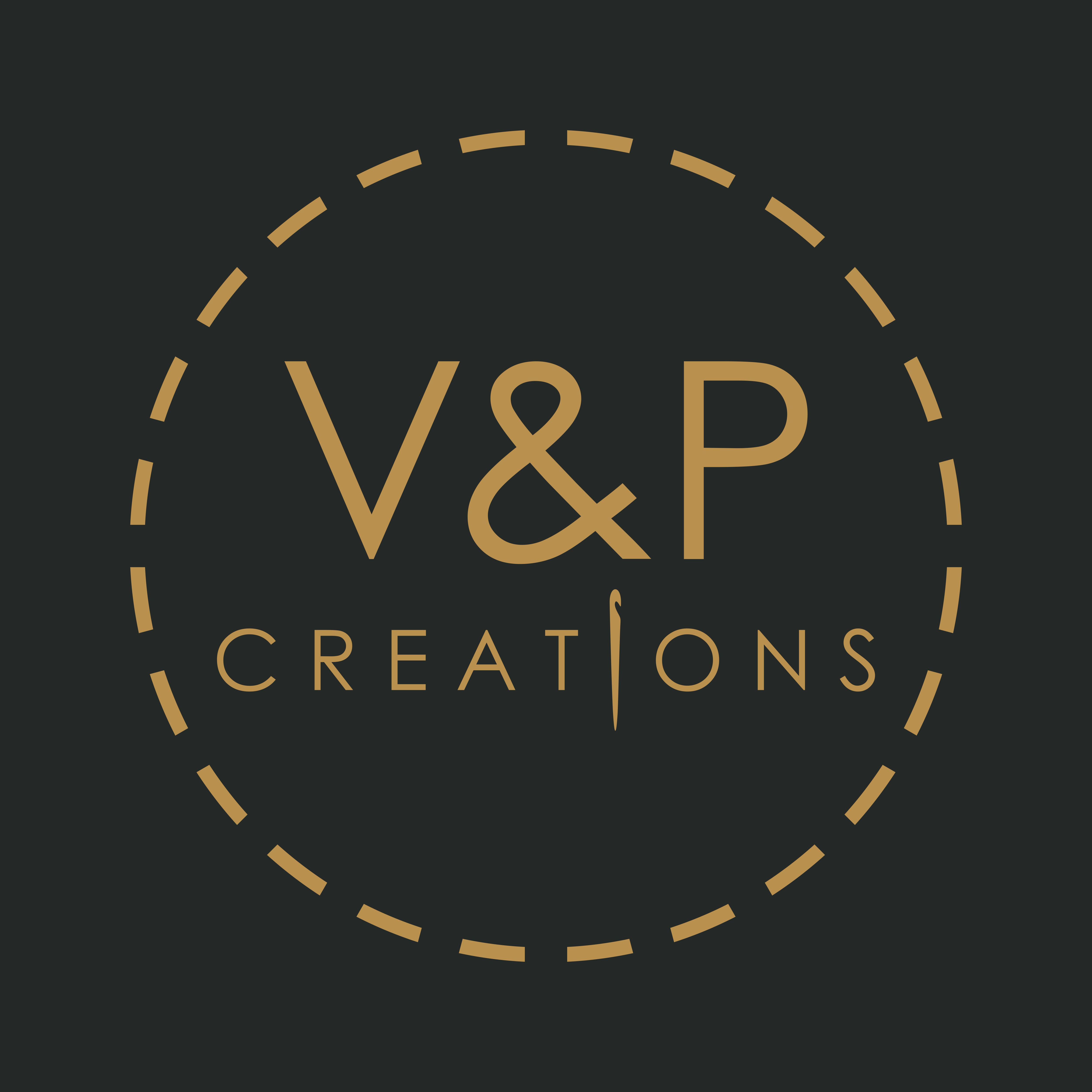 V&P Creations is looking for its logo and digital identity