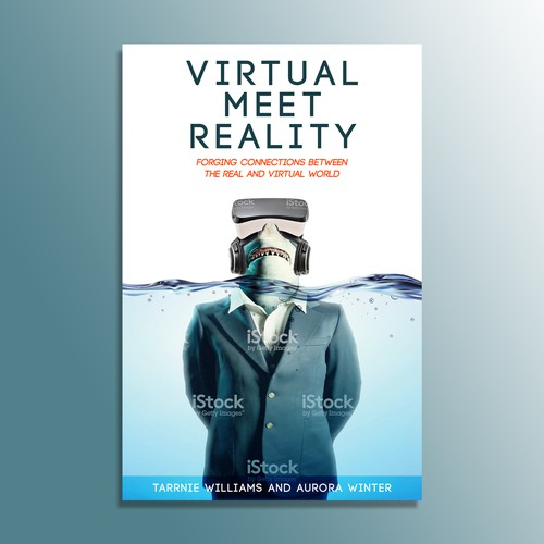 cover book for Virtual Meets Reality: Forging Connections Between the Real and Virtual World
