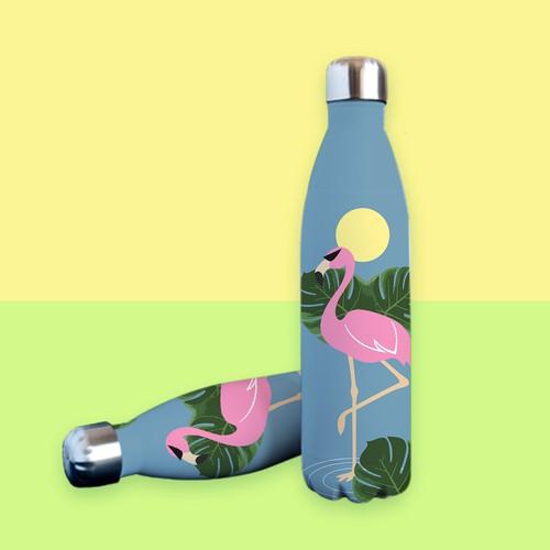 water bottle design