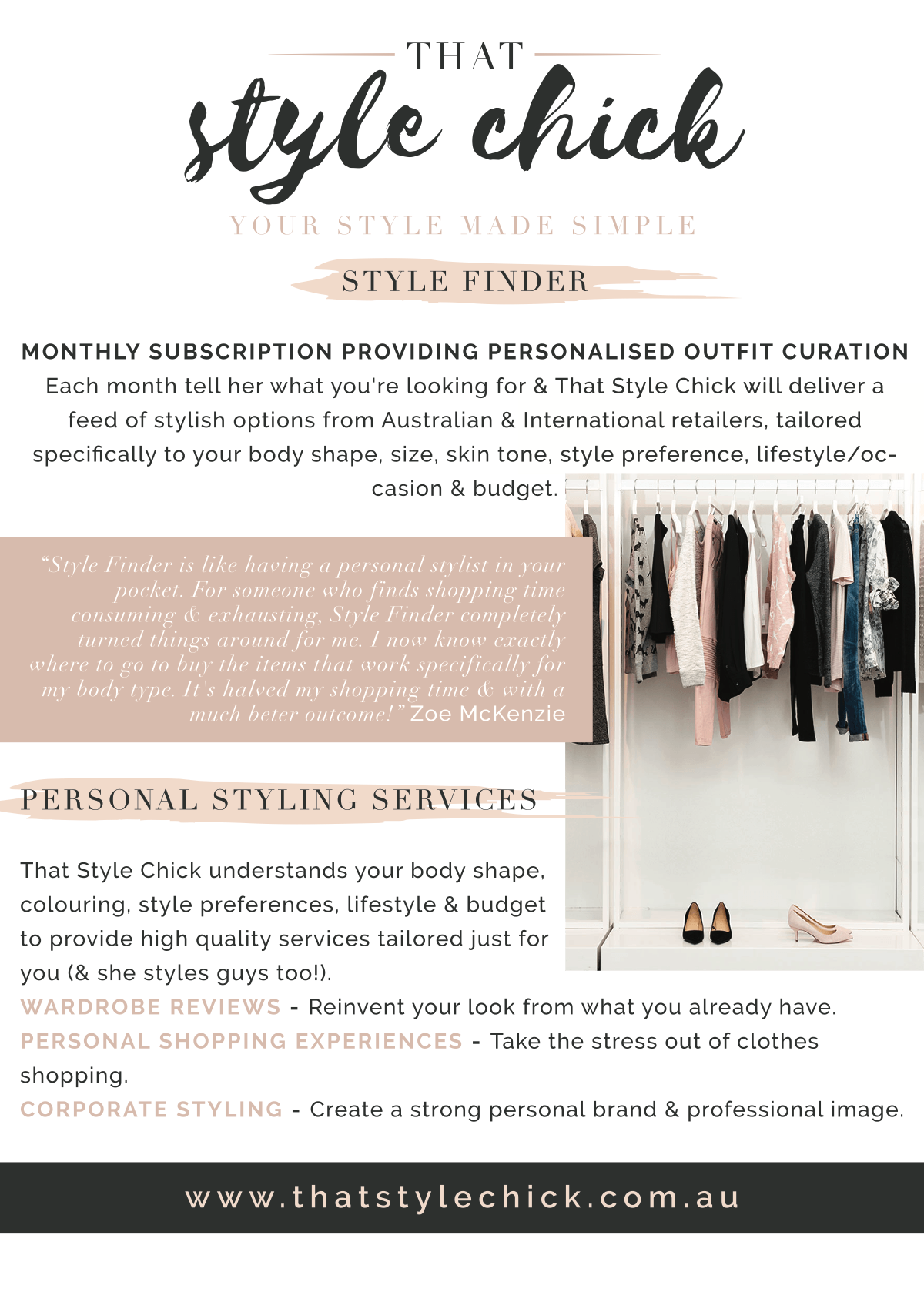 That Style Chick Brand Guide