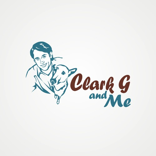 Help Clark G and Me with a new logo