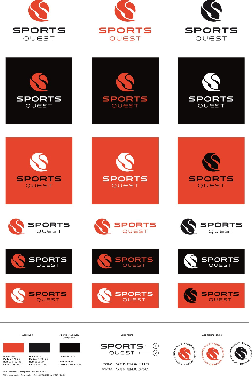 Design compelling brand for sports and recreation start-up