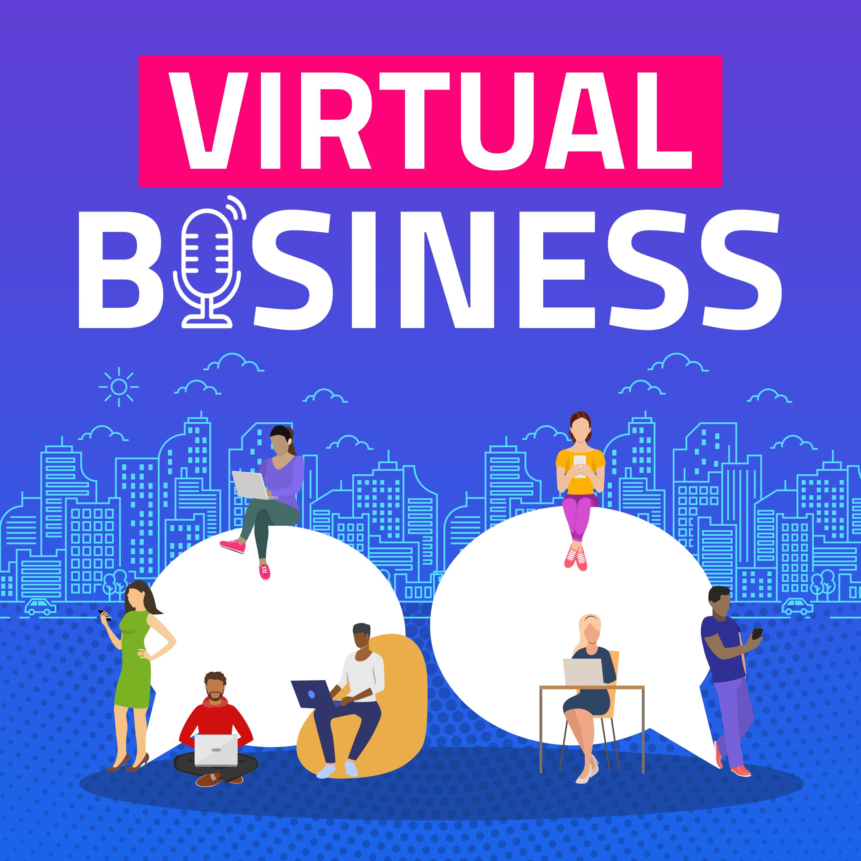 Podcast artwork for online business show