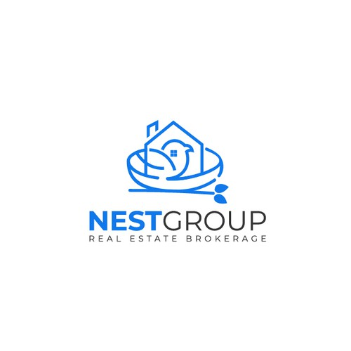 Nest Group Real Estate Logo