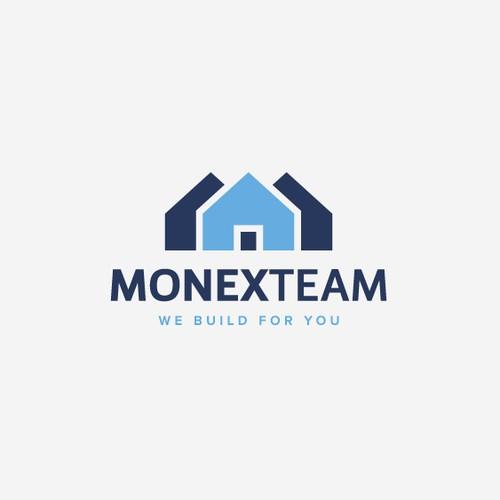 Logo for MonexTeam , a construction company