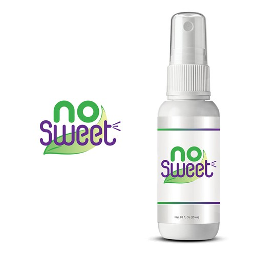 Logo design for No Sweet