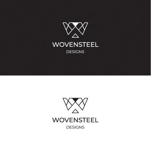 Wovensteel design