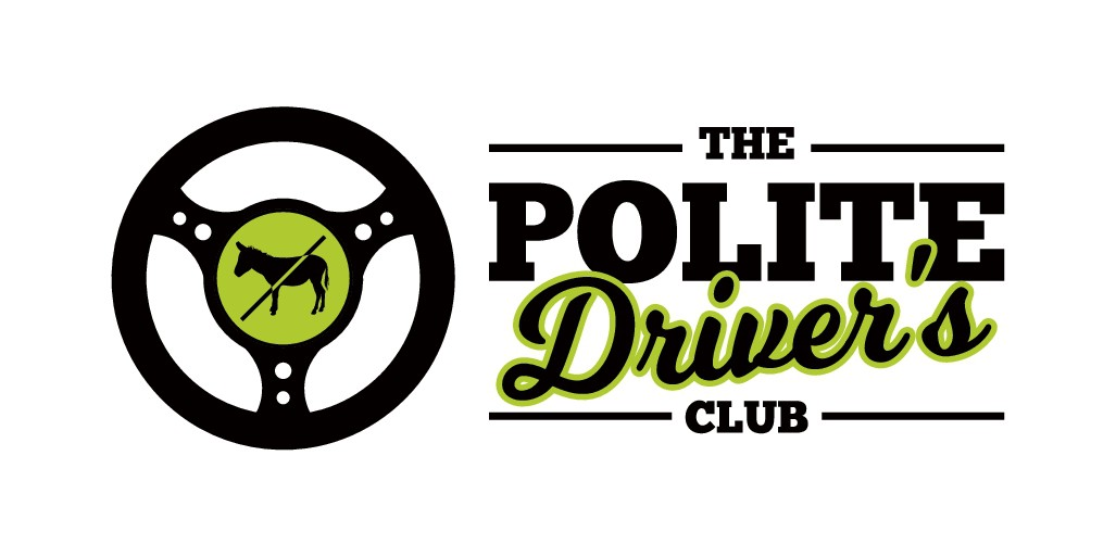 The Polite Driver's Club Needs a Logo to Promote Kindness