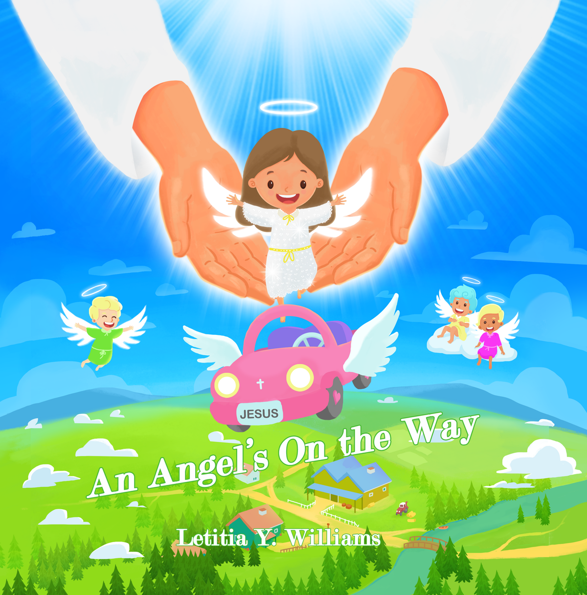 An Angel Is on the Way