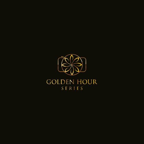 golden flower photography