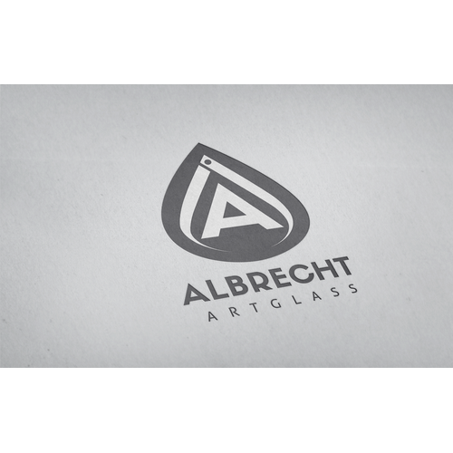 Help Albrecht Art Glass with a new logo